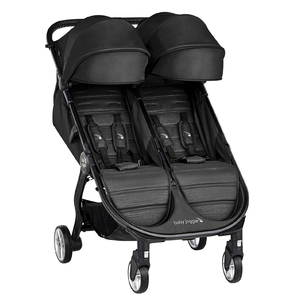 Baby Jogger City Tour 2 - Double (Pitch Black)