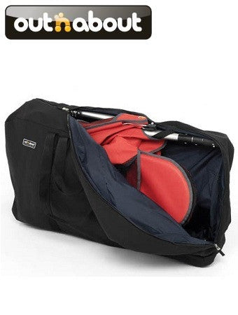 Out n About Travel Carry Bag (Nipper Double)