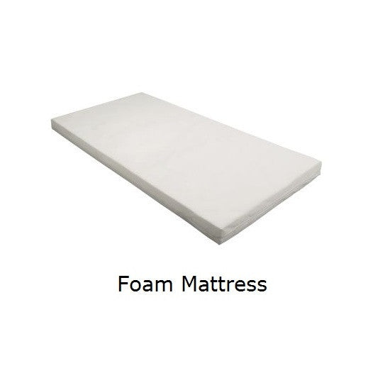 Obaby Foam Safety Mattress for Baby Cot's (120 x 60cm)