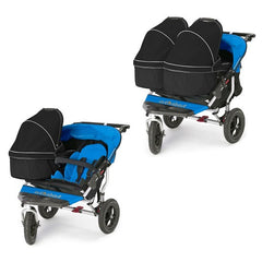 Out n About Nipper Double Carrycot (Raven Black)