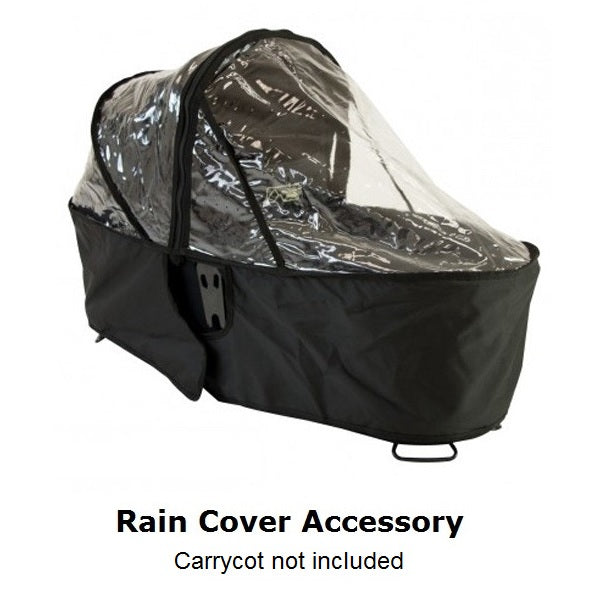 Mountain Buggy Carrycot PLUS Storm Rain Cover (Duet/Swift/Mini)