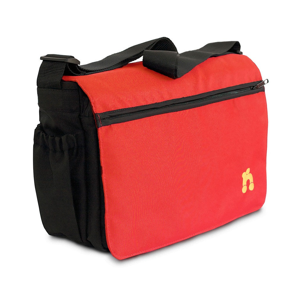 Out N About Changing Bag (Carnival Red)