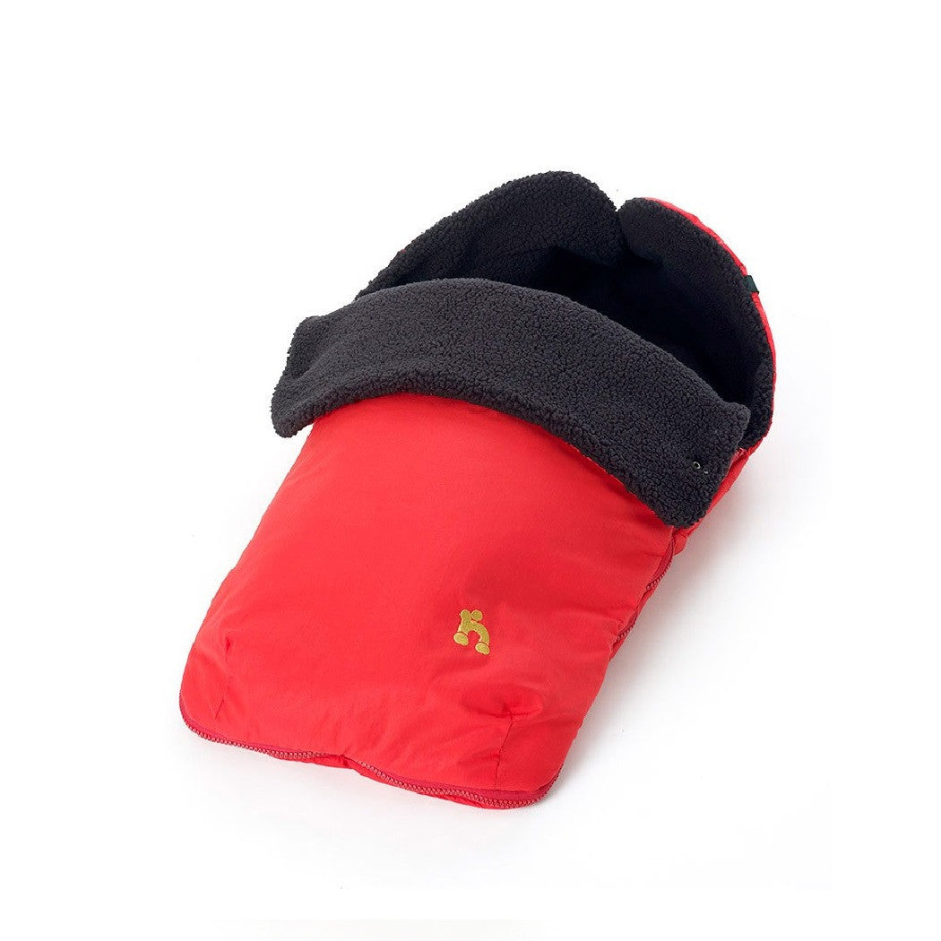 Nipper Footmuff (Carnival Red) Out n About