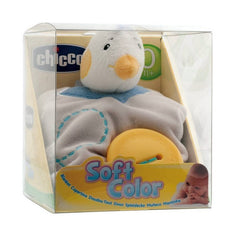 Chicco Soft Colour Blanket (Blue)