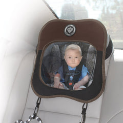 Prince Lionheart Child View Mirror Brown