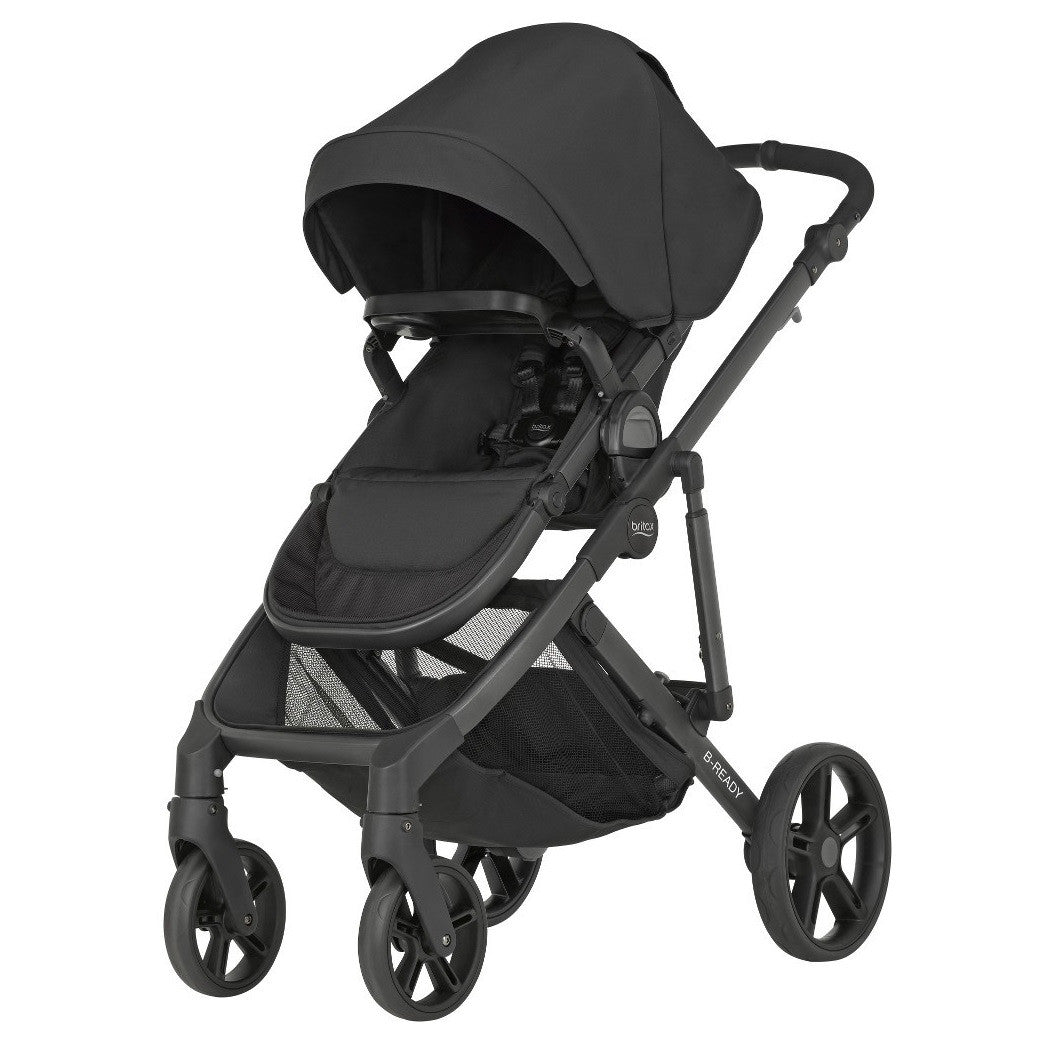 B-Ready Pushchair (Cosmos Black) by Britax-Romer UK