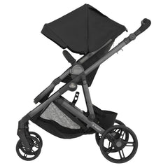 B-Ready Pushchair (Cosmos Black) side view