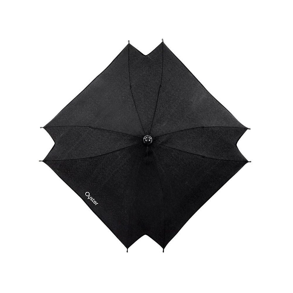 BabyStyle Oyster Parasol Sun Umbrella (Smooth Black)