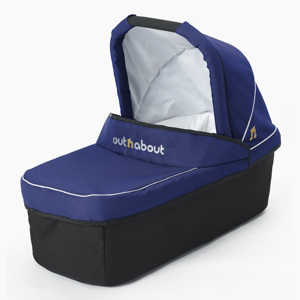 Out n About Nipper Single Carrycot (Royal Navy)