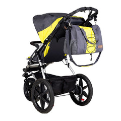 Mountain Buggy Terrain Pushchair (Solus) - rear view (changing bag not included)