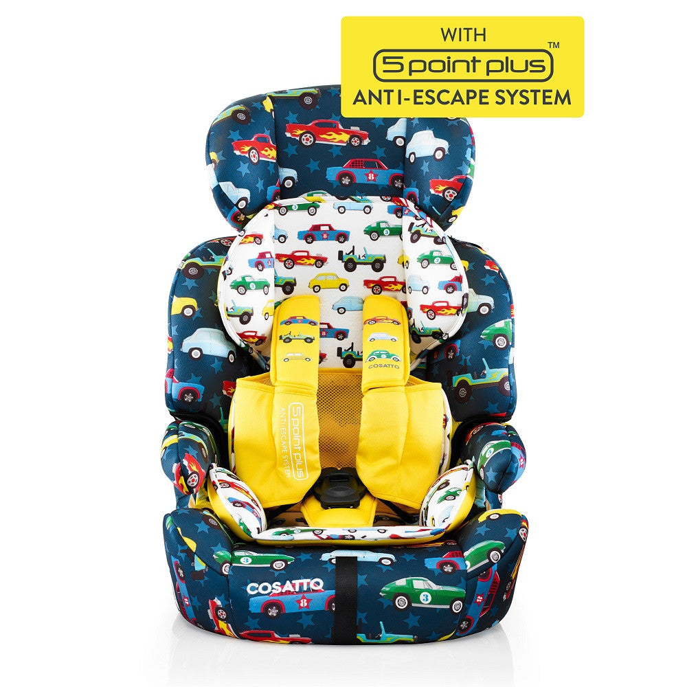 Cosatto Zoomi Group 123 Car Seat (Rev Up)