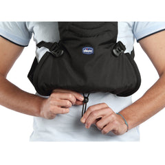 Chicco Easy Fit Carrier ( Black Night) - showing adjustment strap