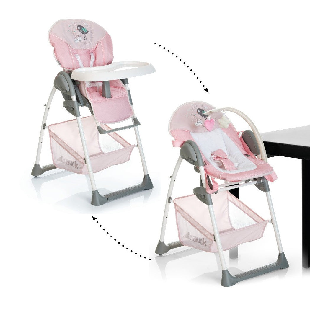 Hauck Sit 'n' Relax Highchair (Birdie)