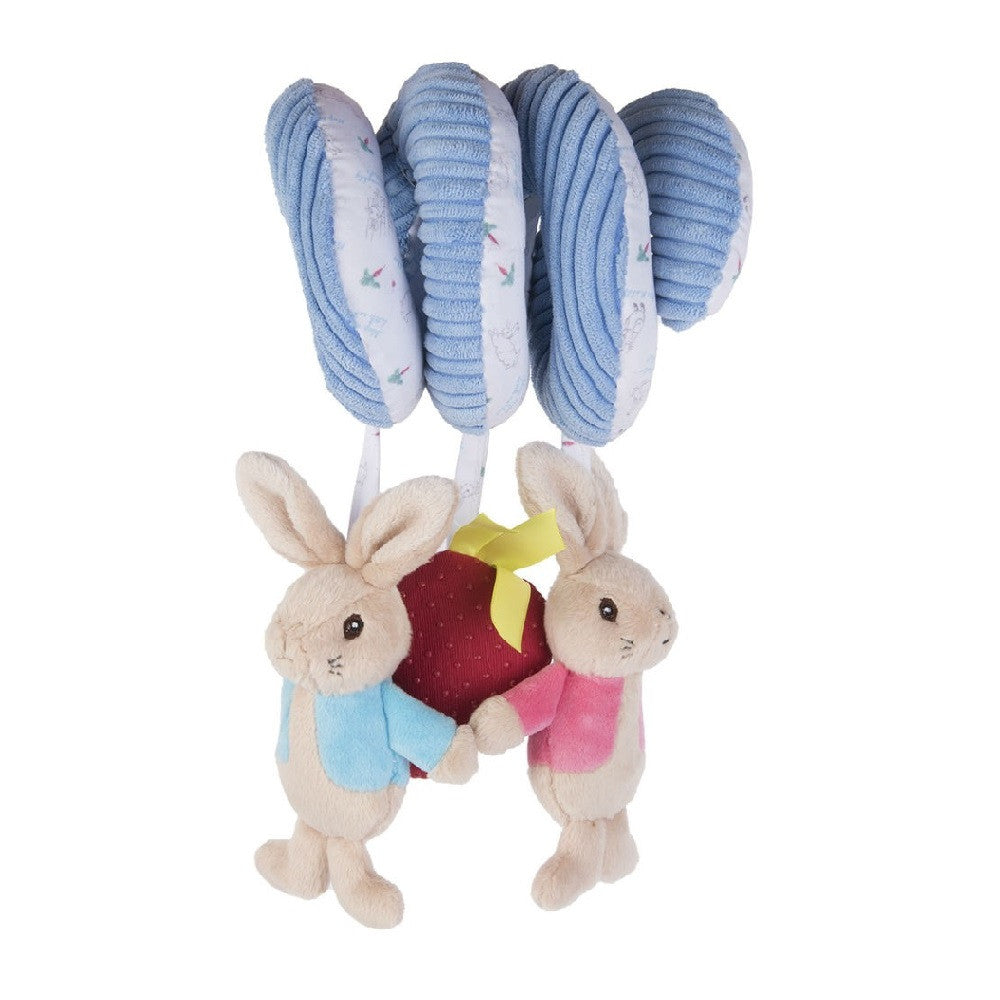Beatrix Potter 'Peter Rabbit & Flopsy Bunny' Activity Spiral