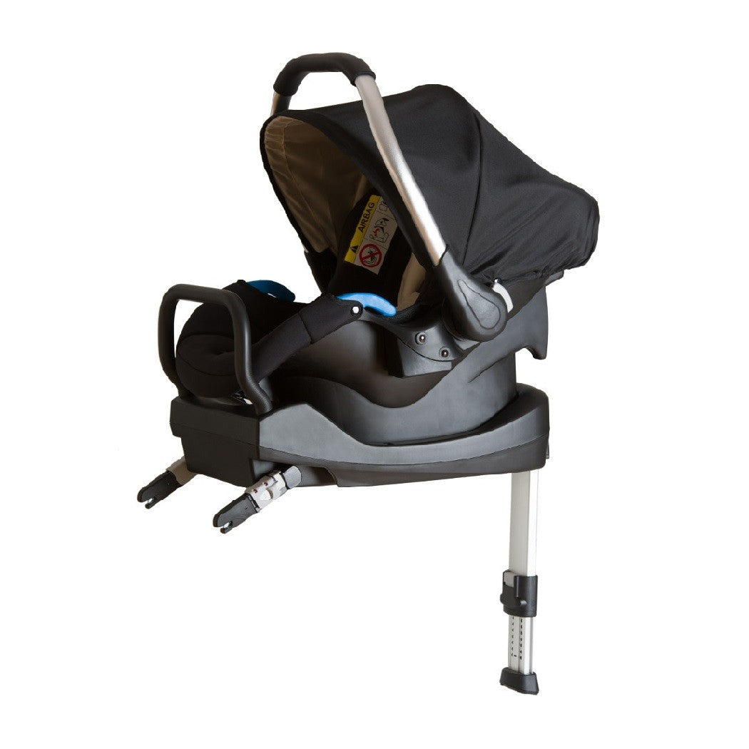 Hauck Comfort Fix 0+ Car Seat & Isofix Base (Black)