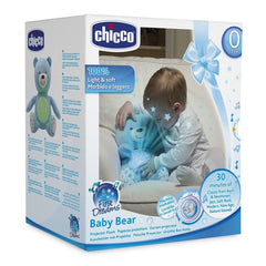 Chicco Baby Bear Light (Blue) - showing packaging