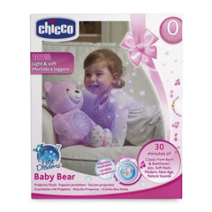 Chicco Baby Bear Light (Pink) - showing packaging