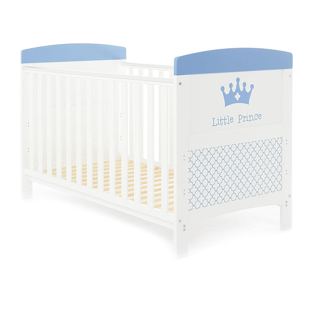 Obaby Grace Inspire Cot Bed (Little Prince)