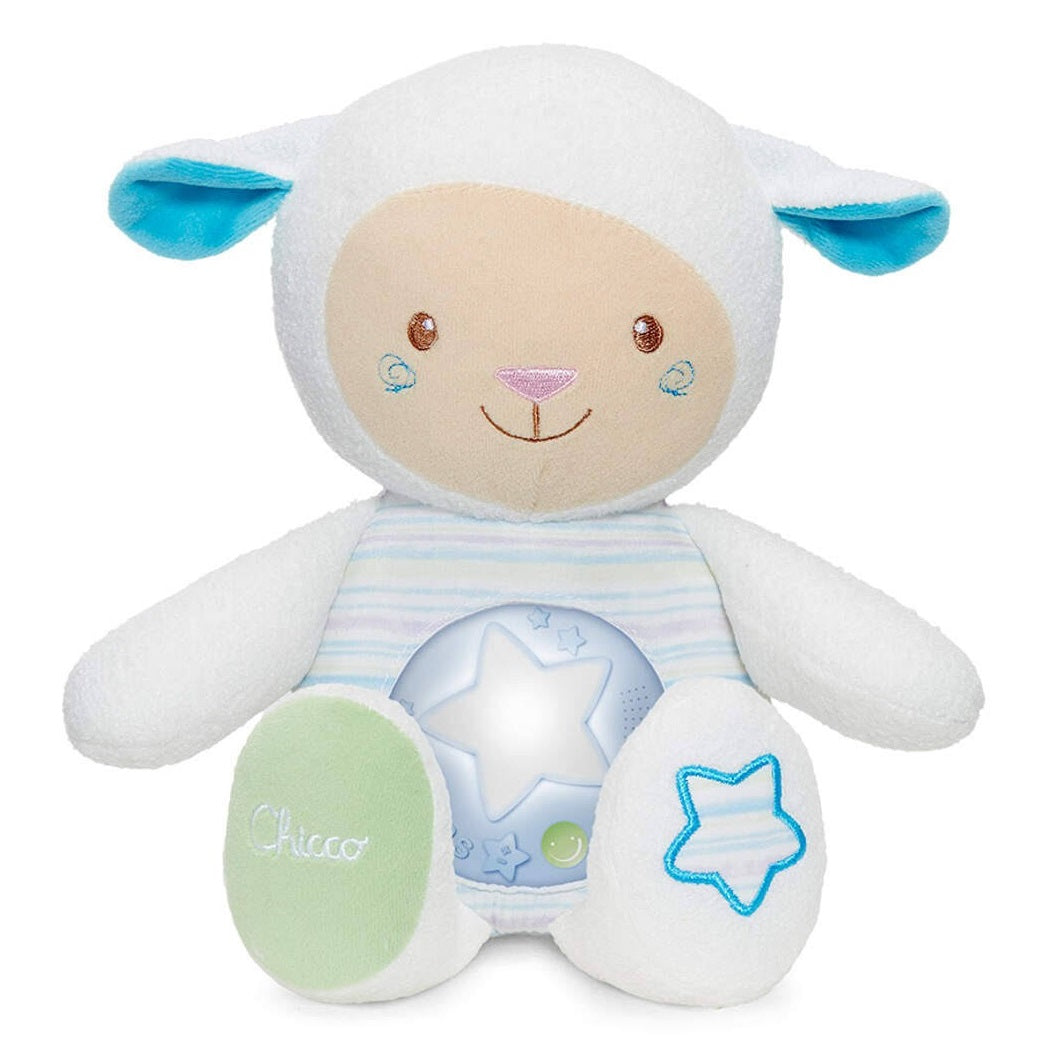 Chicco First Dreams Lullaby Sheep Night Light (Blue)
