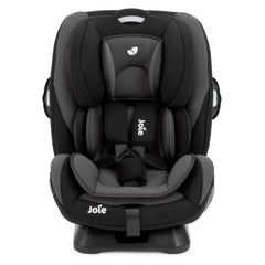 Joie Every Stage Group 0+/1/2/3 Car Seat (Two Tone Black) - front view, stage one