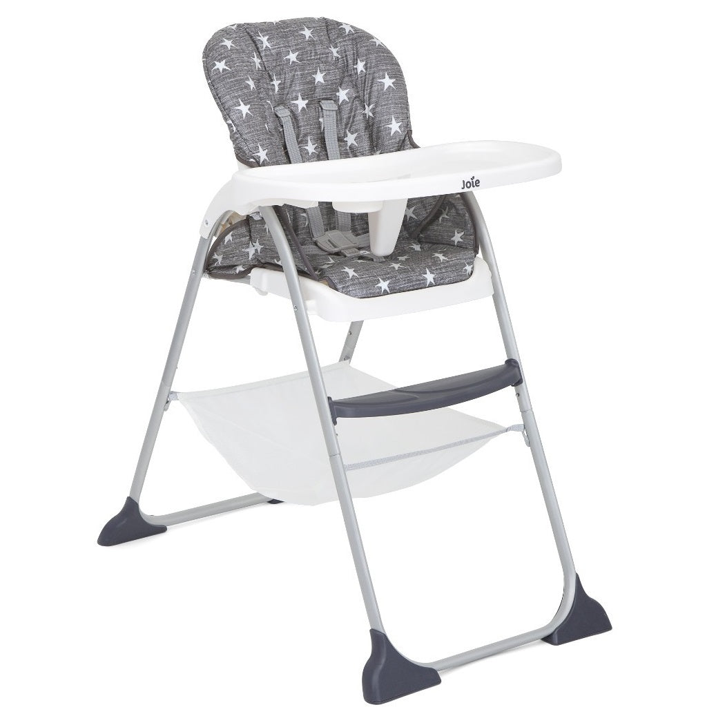 Joie Mimzy Snacker Highchair (Twinkle Linen)