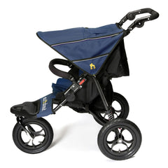 Out n About Nipper 360 v4 Pushchair (Royal Navy) - side view