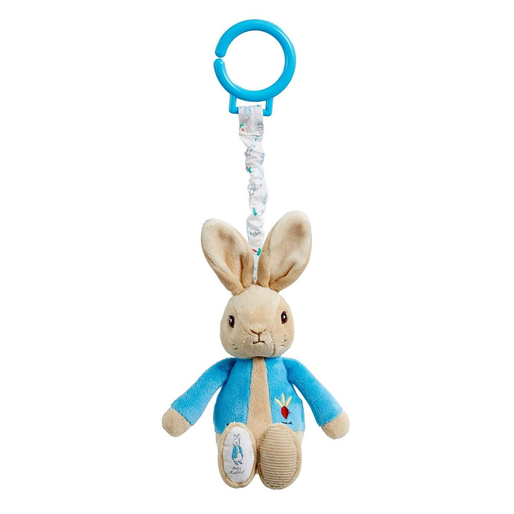 Beatrix Potter 'Peter Rabbit' Jiggle Attachable Toy