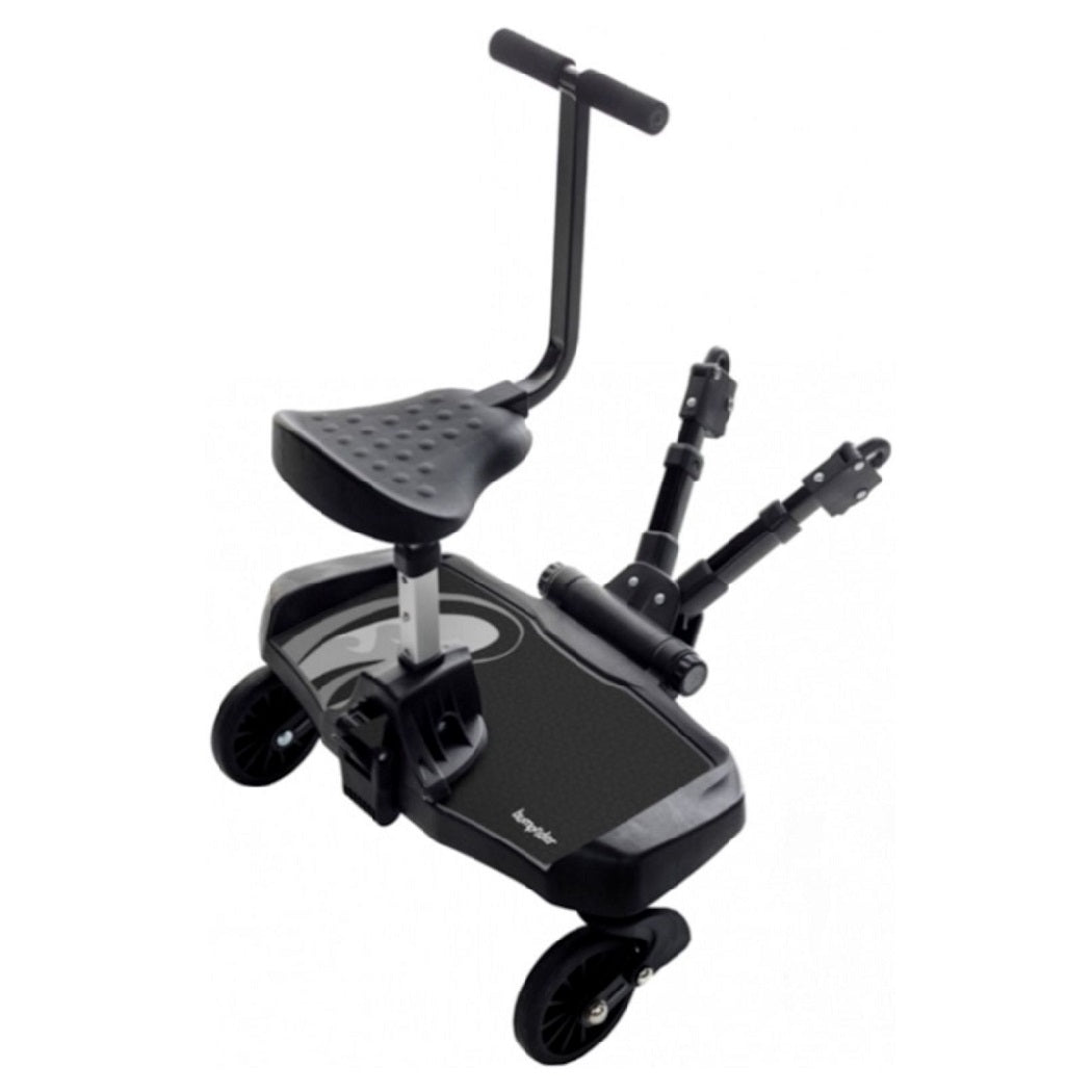 Bumprider Stroller Board (Black) - Sit or Stand