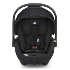 Joie i-Level Group 0+ i-Size Infant Car Seat & ISOFIX Base (Coal)