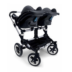 Donkey Twin Maxi-Cosi Car Seat Adaptor shown as a lifestyle image