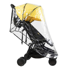 Mountain Buggy Nano Duo Storm Cover - side view (pushchair not included, available separately)