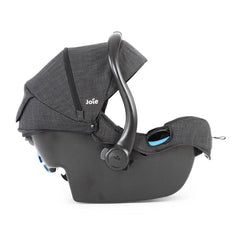 Joie i-Gemm i-Size Group 0+ Infant Car Seat (Pavement) - side view
