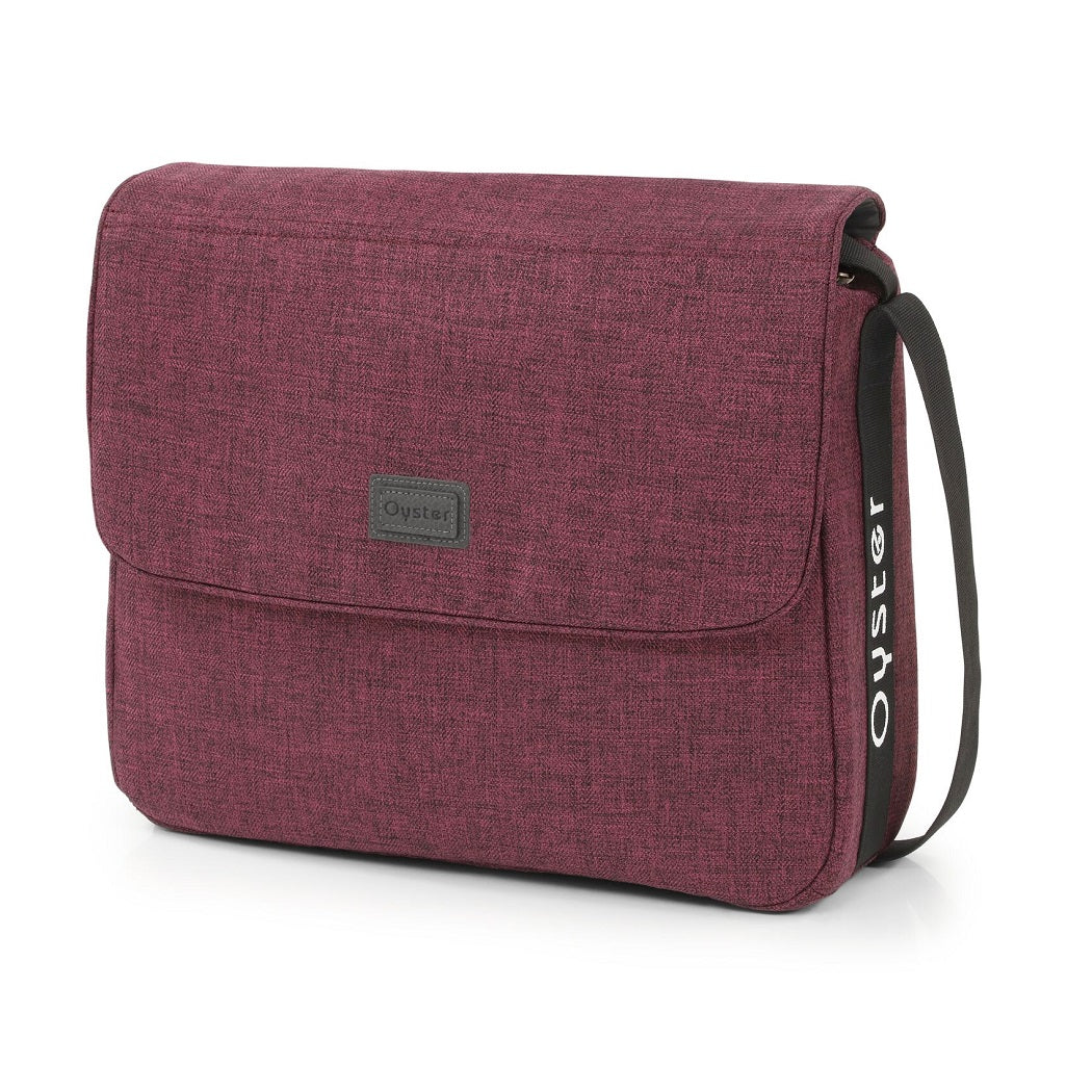 BabyStyle Oyster 3 Changing Bag (Berry)