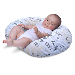 Chicco Boppy Nursing Support Pillow (Hello Baby)