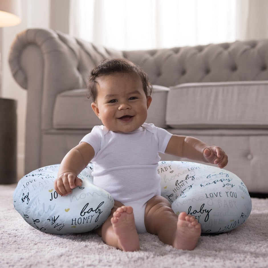Hello Baby Chicco Boppy Nursing Support Pillow | Babythingz