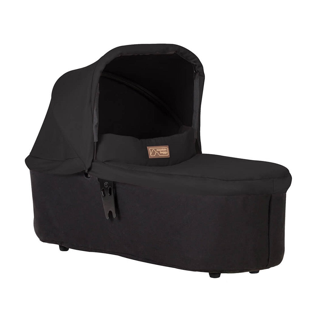 Mountain Buggy 2019 Carrycot Plus (Black) for Terrain