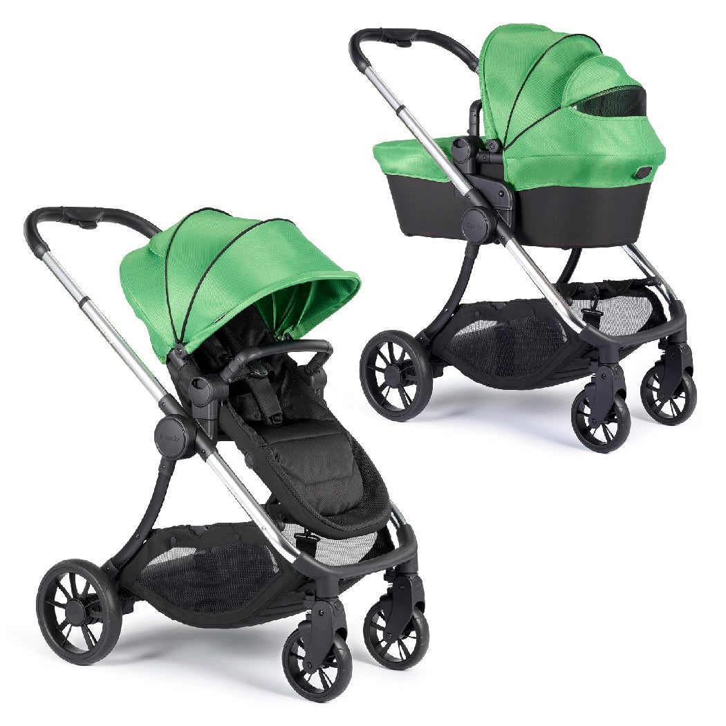 iCandy Lime Pushchair & Carrycot (Lime)