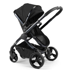 iCandy Peach Designer Collection (Cerium) Pushchair - quarter view, shown here parent-facing