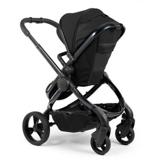 iCandy Peach Designer Collection (Cerium) Pushchair - rear view, shown here parent-facing