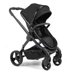 iCandy Peach Designer Collection (Cerium) Pushchair - quarter view, shown forward-facing