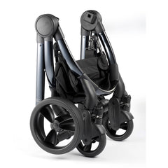 iCandy Peach Designer Collection (Cerium) Pushchair - quarter view, shown folded