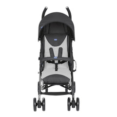 Chicco Echo Stroller Baby Pushchair (Stone) - front view