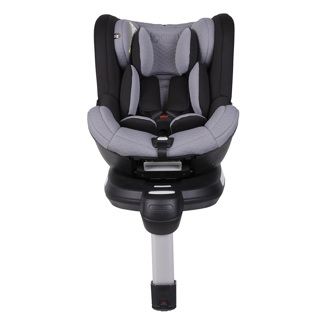 Mountain Buggy Safe Rotate ISOFIX Car Seat (Black/Silver)