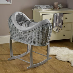 Clair de Lune Noah Pod (Grey) & Cotton Dream Wrapover (Grey)