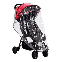 Mountain Buggy Nano All Weather Cover Set - shown here is the raincover (pushchair not included)