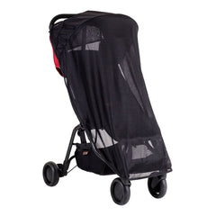 Mountain Buggy Nano All Weather Cover Set - shown here is the sun mesh cover (pushchair not included)