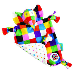 Elmer the Elephant Comforter - over view