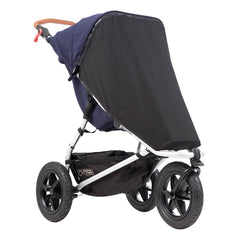 Mountain Buggy Sun Cover Set (For 2015+ Urban Jungle/Terrain) - showing the blackout cover (pushchair not included, available separately)