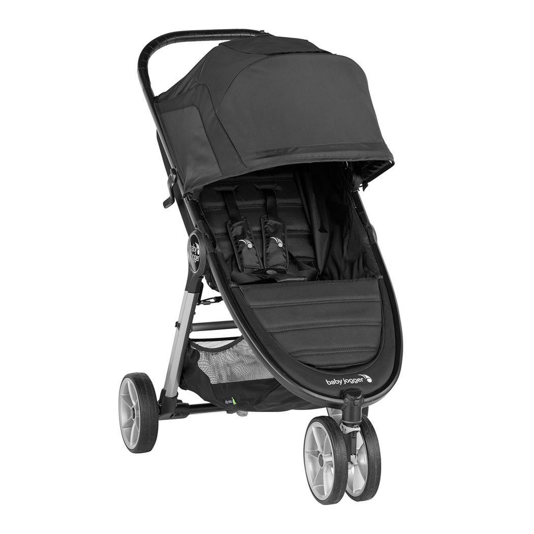 Baby Jogger City Mini 2 Single 3 Wheel Stroller (Jet)