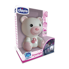 Chicco Dream Light Bear (Pink) - shown here in its packaging